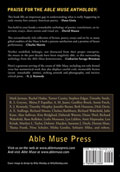 Able Muse Anthology - back cover (click to enlarge)