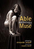 Able Muse Anthology - front cover (click to enlarge)