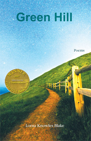 Green Hill - poems by Lorna Knowles Blake