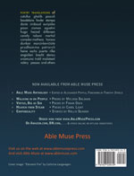 Able Muse - a review of poetry, prose and art - Summer 2014 (No. 17 - print edition) - back cover (click to enlarge)