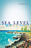 Sea Level Rising - poems by John Philip Drury - front cover (click to enlarge)