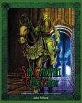 Sir Gawain and the Green Knight - translated by John Ridland - front cover (click to enlarge)