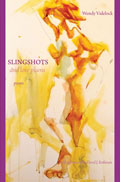 Slingshots and Love Plums - poems by  Wendy Videlock - front cover (click to enlarge)