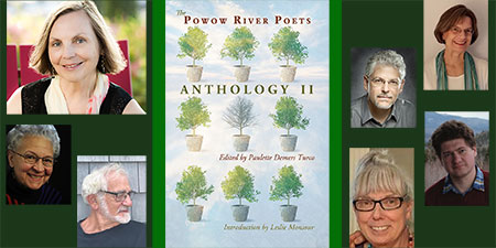 The Powow River Poets Anthology II Authors Reading