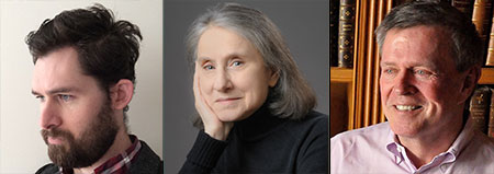 Maryann Corbett, Frank Osen, Matthew Buckley Smith